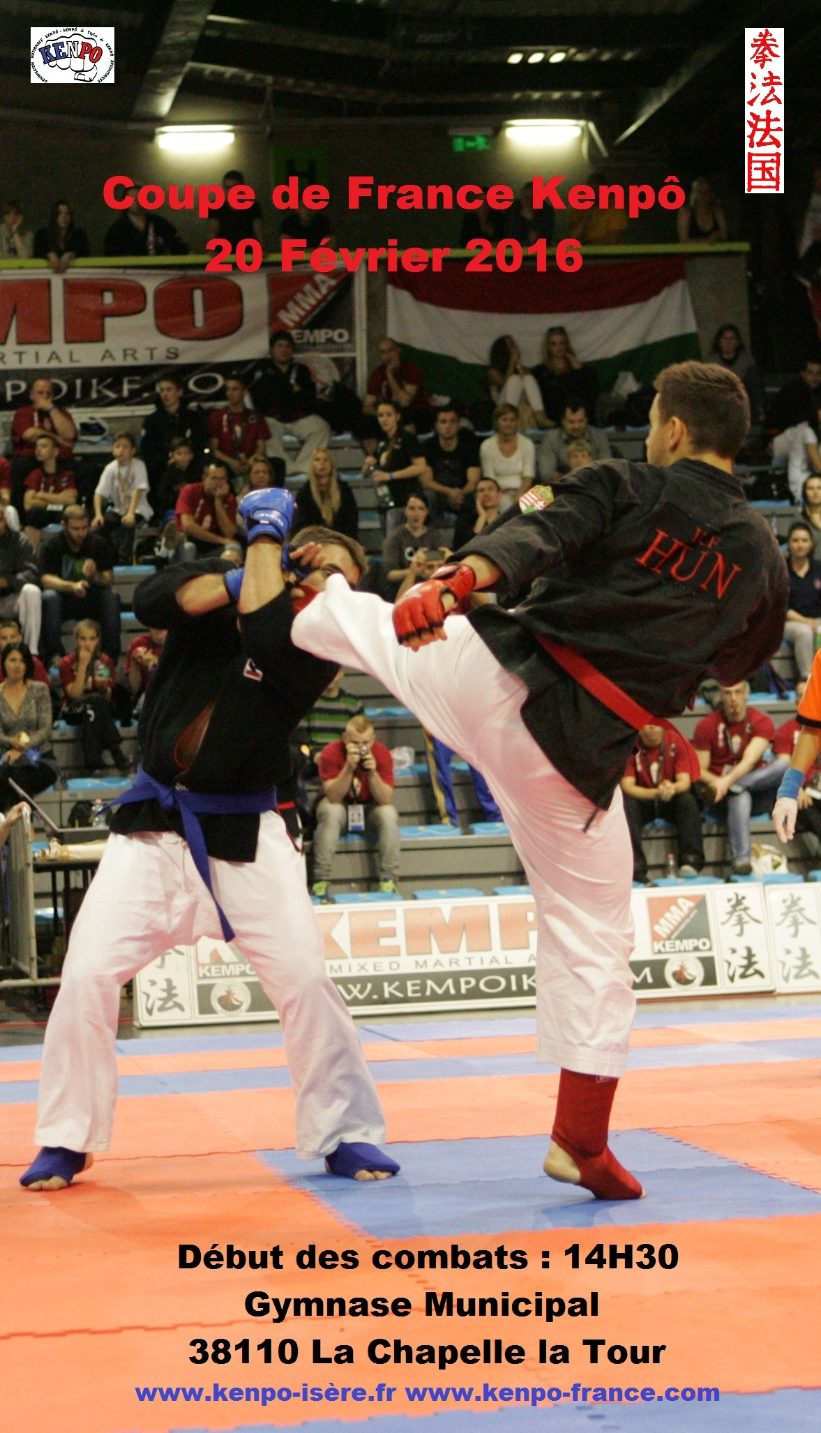 Kenpo france federation r sultats de la coupe de france - Resultats coupe de france 2015 ...