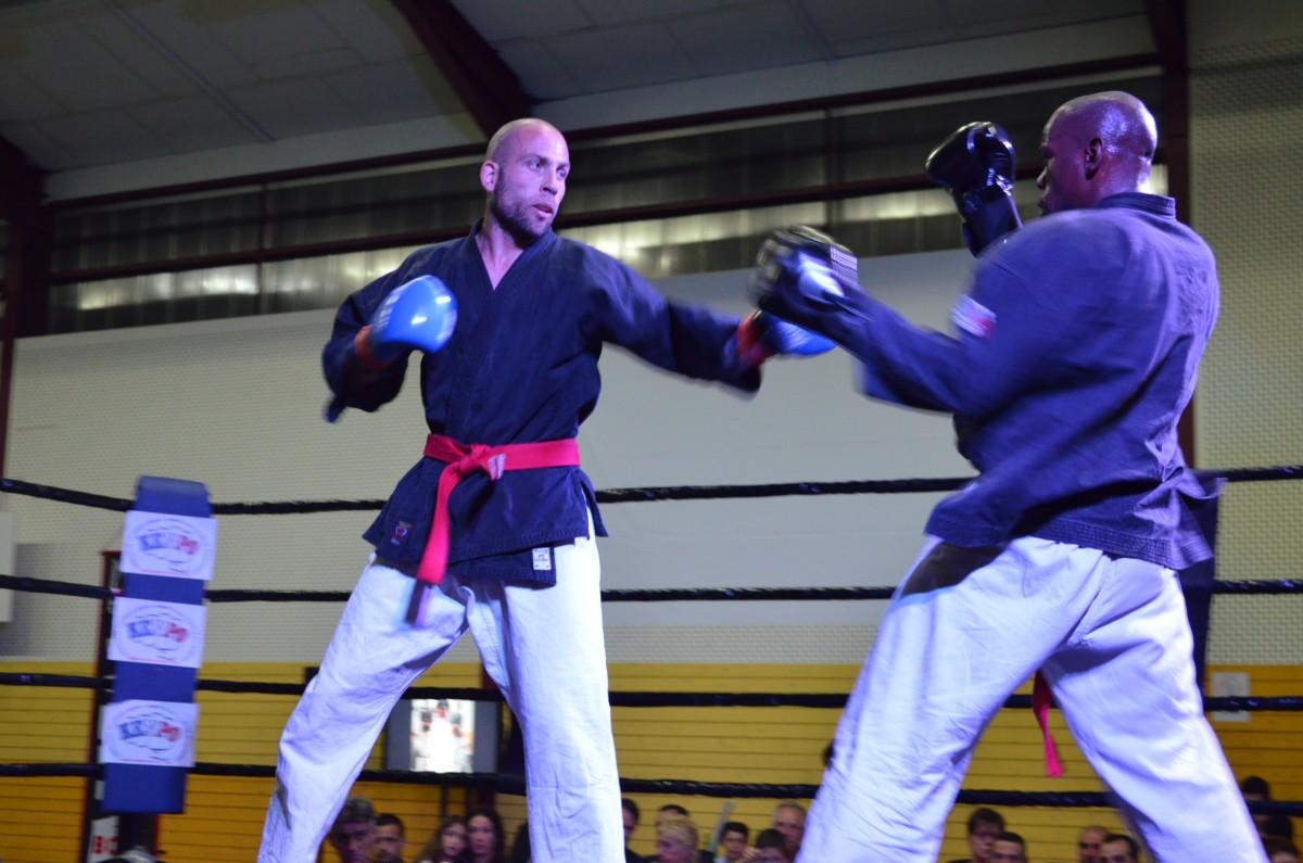 Julien Cornet vs Gary Dupont