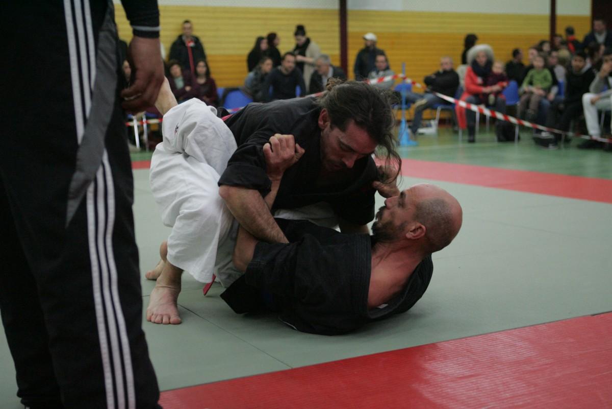 Régis BOISSIERES vs Olivier SOUDAN