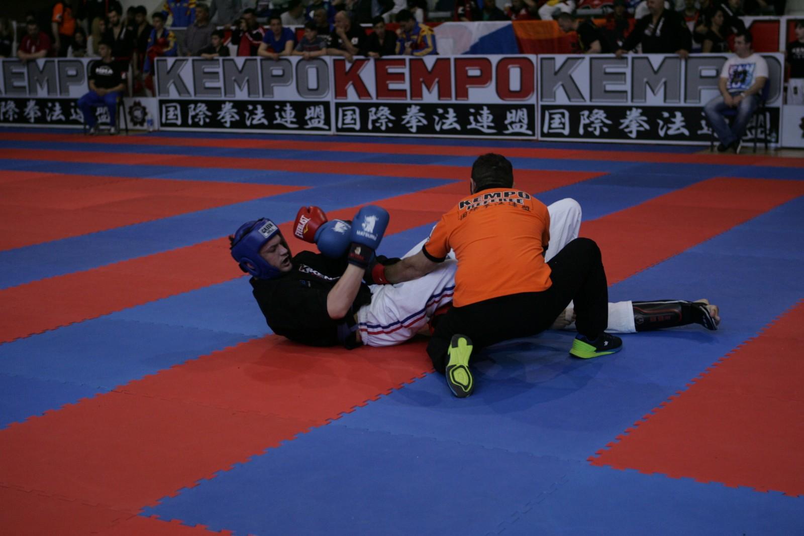 demi finale Full Kempo