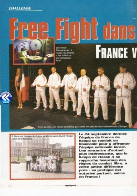Free Fight dans