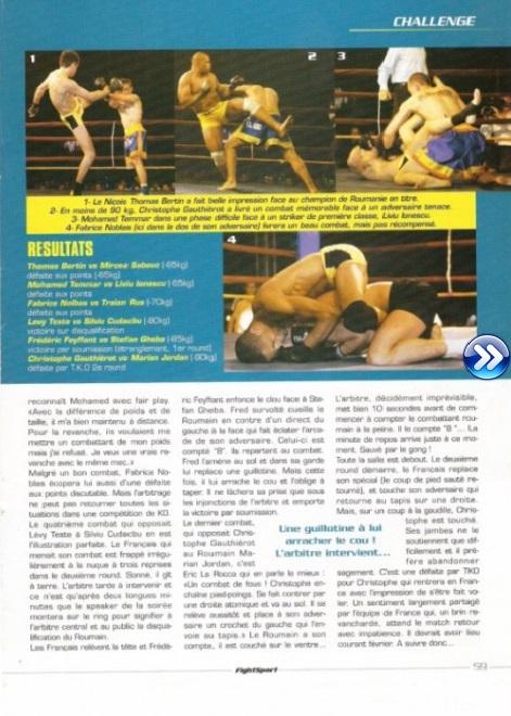 page 4 Fight Sport Free fight dans Les Carpates