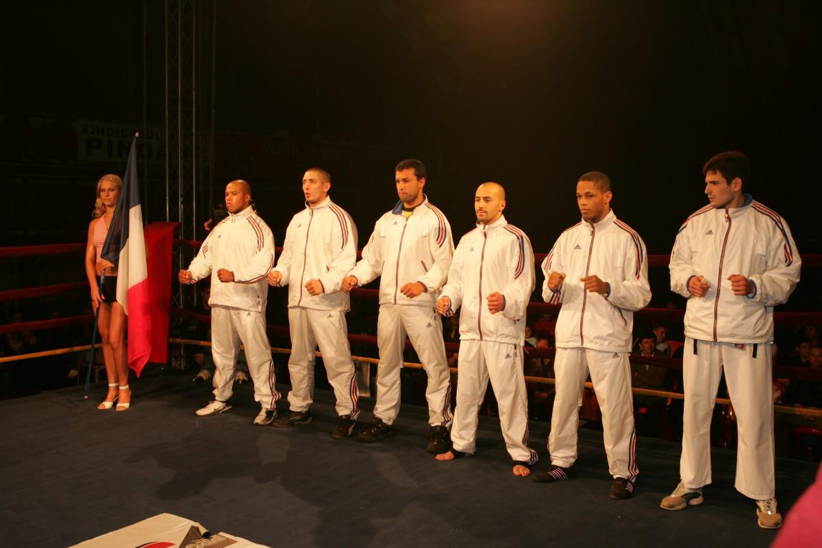 Equipe de France de Kenpô