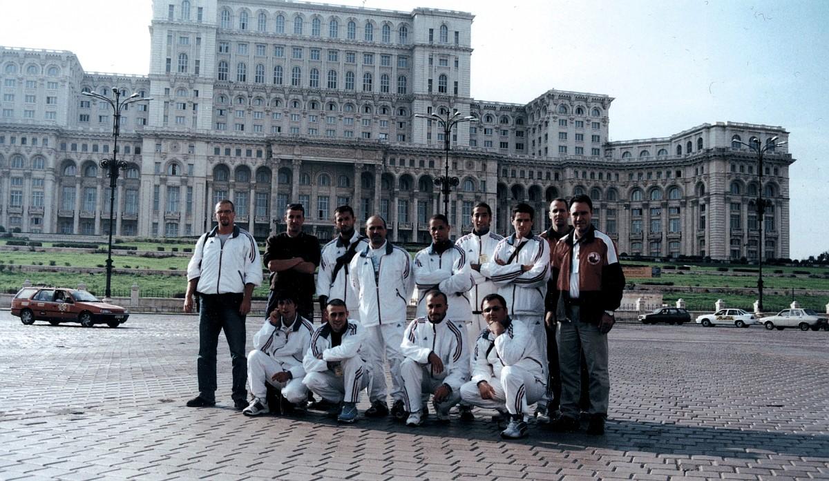 Palais ceausescu