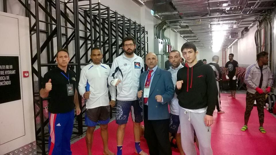 Team France Macao