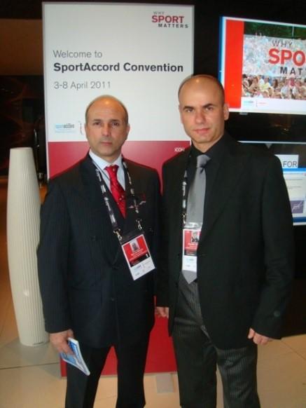 MM. Amatto Zaharia & Eric La Rocca