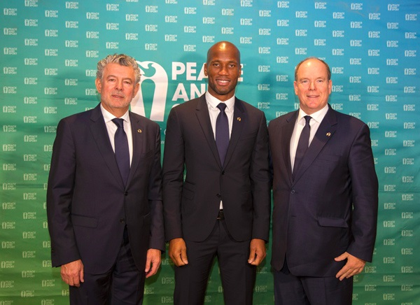 Didier Drogba Peace & Sport2