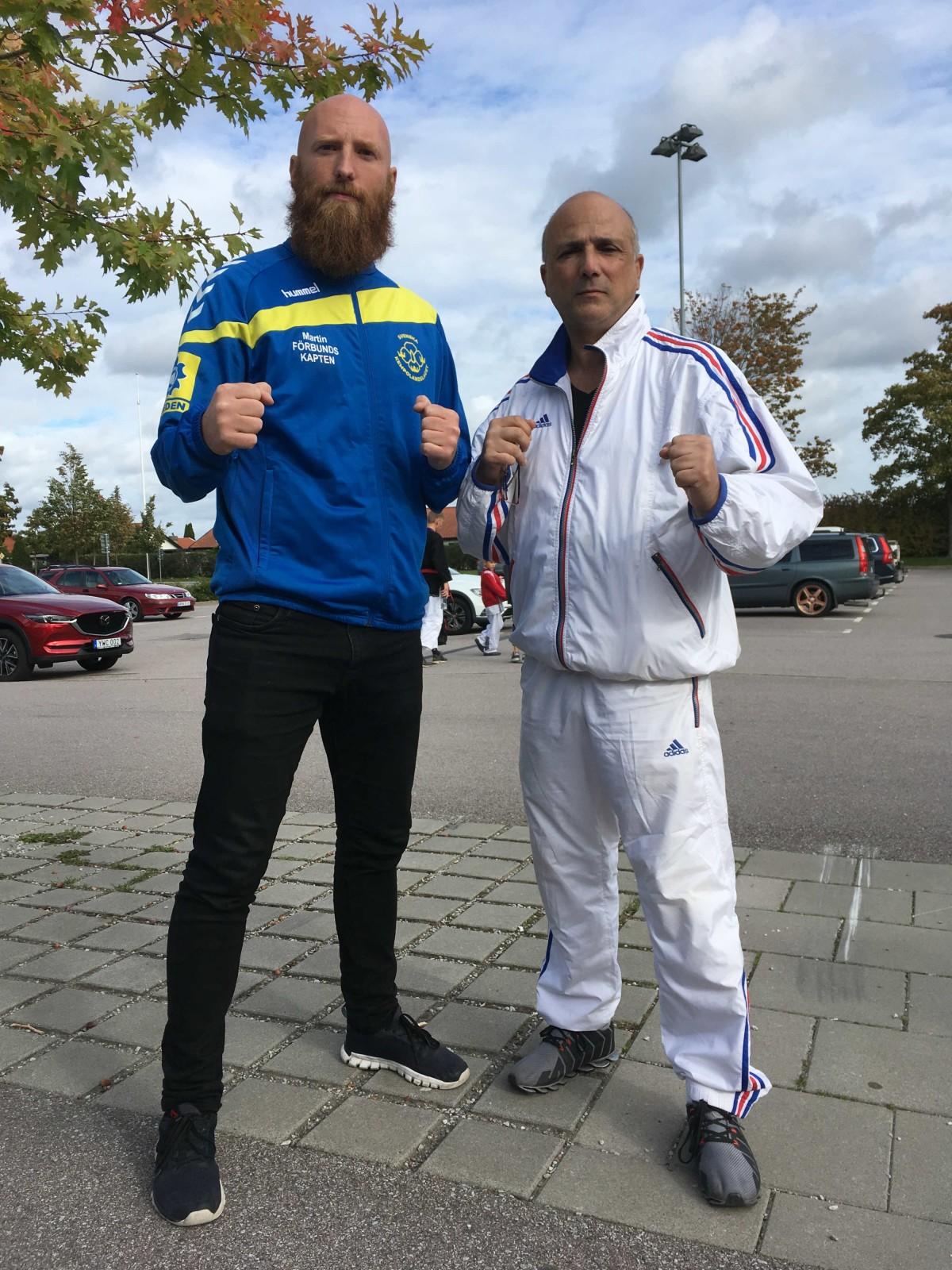 Martin Jonsson & Eric La Rocca